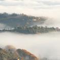 Paesaggio invernale Perugia